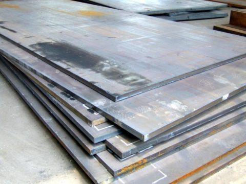 Горячекатаная конструкционная сталь