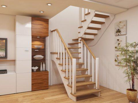 Лестницы могут крепиться к нескольким поверхностям