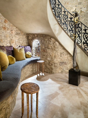 Поверхности в марокканском стиле имеют различные фактуры