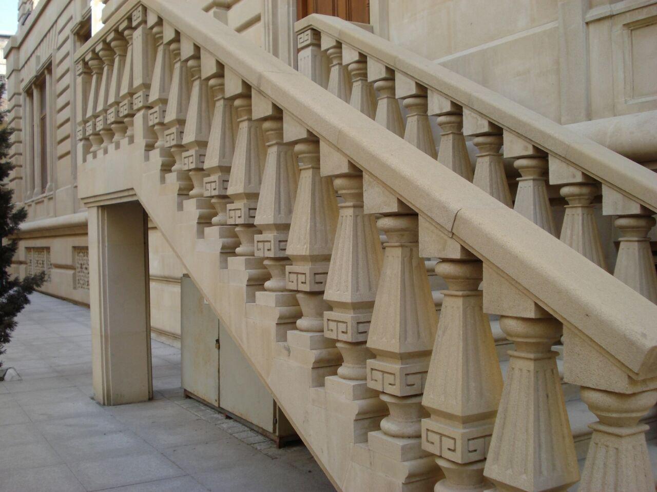 судя перила из камня для лестниц фото проститутки узбечки