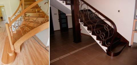 Деревянные лестницы в интерьере своего дома