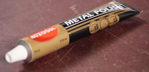 Полироль для металла