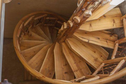 Как изготовить своими руками лестницу – винтовая конструкция может быть сделана лишь мастерами своего дела