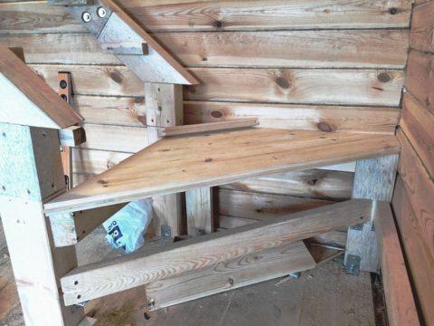 Как построить в доме лестницу – обшивка ступеней