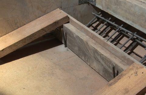 Нижняя ступень конструкции