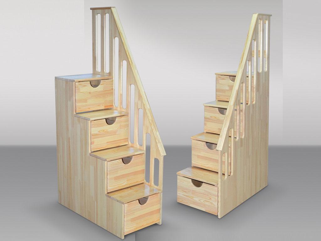 Лестница-сундук